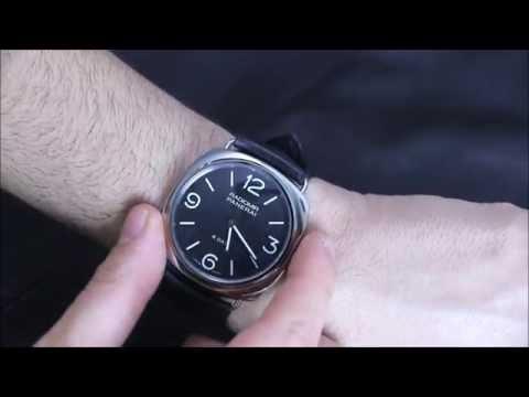 Panerai Radiomir Black Seal 8 Days PAM610 Watch Review | aBlogtoWatch
