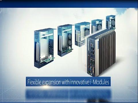 Revolutionary Industrial PC for IoT Era