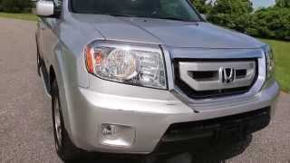 2011 Honda Pilot EXL For Sale~Leather~Moon Roof~DVD~Heated Seats~LOADED!