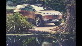 BMW iNEXT - See the exterior design