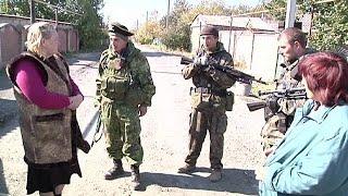 Ucraina, attraversando la linea del fronte - reporter