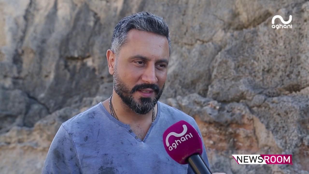 أغاني أغاني تقتحم جلسة تصوير قيس الشيخ نجيب، هذا ما قاله عن واقع الدراما السورية في السنوات الأخيرة!