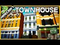 Minecraft Townhouse