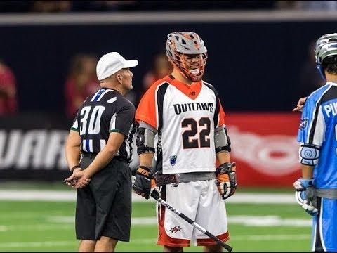 Tom Kelly 2017 MLL Season Lacrosse Highlights
