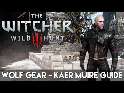 Witcher 3 - Wolf Gear DLC   Kaer Muire Is Empty Guide
