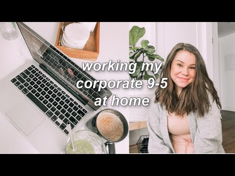 💻WEEK IN MY LIFE AS A PROJECT MANAGER: Work Week In My Life From Home Vlog