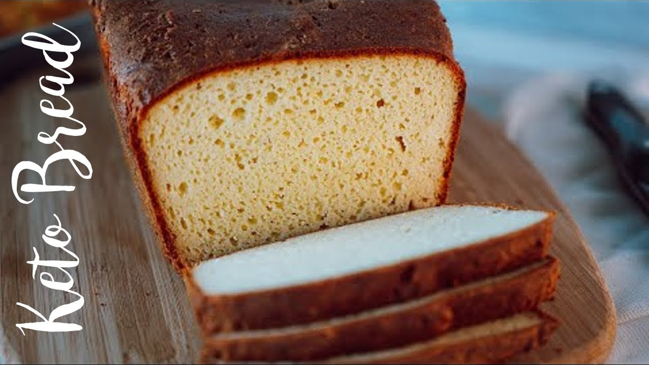 Keto Bread The Only Keto Bread Recipe You Ll Ever Need Finally The Perfect Keto Bread Youtube