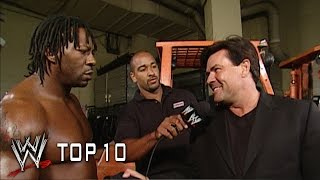 WWE Top 10 - Most Memorable WWE Debuts thumbnail