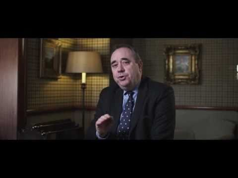 SNP Autumn Conference 2010 - Web Address - Alex Salmond