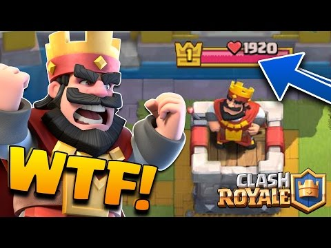 Clash Royale - World's Best Deck?! (LEVEL 1 BEATS LVL 6) Arena 1-7 Strategy Tips (Pro/Beginner Tips)