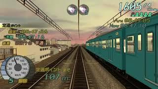 電車でGO! PLUG & PLAY 221系(普通)[快速]米原行き神戸京都間中編