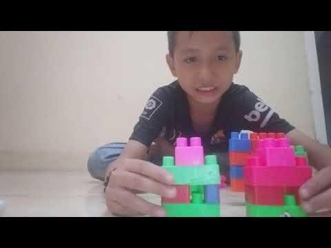 Evan membuat alat perubahan ultraman taro ,ultra zeven ,dan ultraman ace dari lego