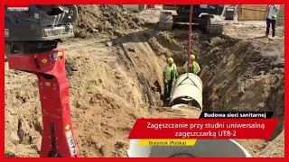 MTS Automatisierung im Kanalbau in Polen