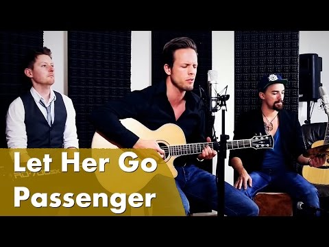 Passenger - Let Her Go (Acoustic Cover by Junik)