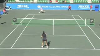 本編:http://www.tennisonline.jp/cnt.jsp?no=0572&mj=mlyt ニッケ全日...