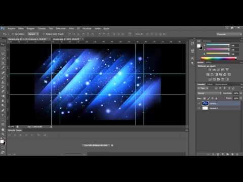 Como Fazer A Arte Do Canal Photoshop Cs6