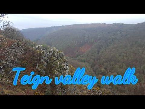 Teign valley walk