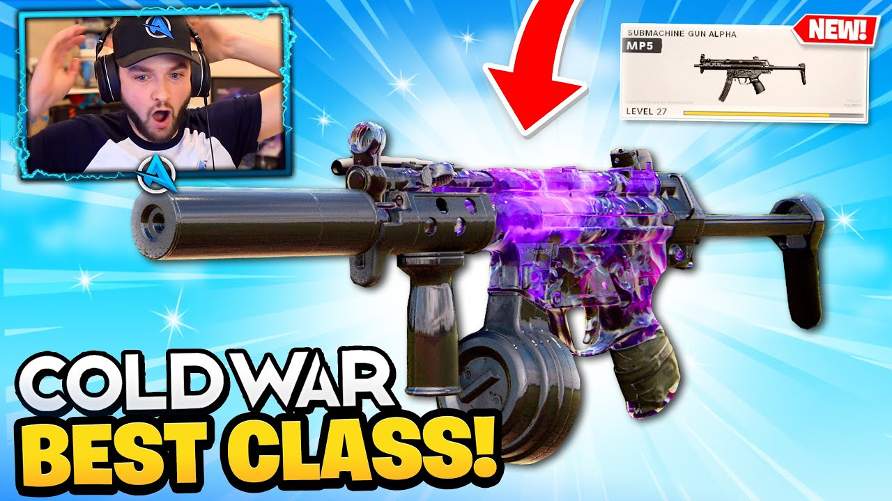*NEW* Cold War MULTIPLAYER Gameplay – BEST CLASS! (Call of Duty Black Ops)