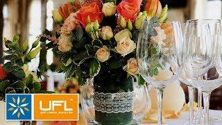 💐 Свадебная флористика от UFL | Советы | Свадебная арка, букет невесты, композиция на стол u-f-l.net