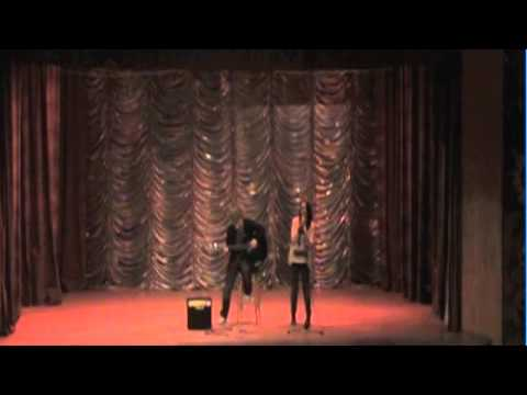 The Madras College Talent Show 2011 - Rachel and Paul - Save Tonight