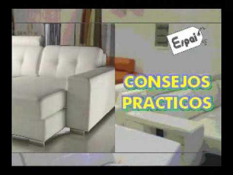 Mantenimiento del sofa de piel youtube for Rebajas sofas de piel