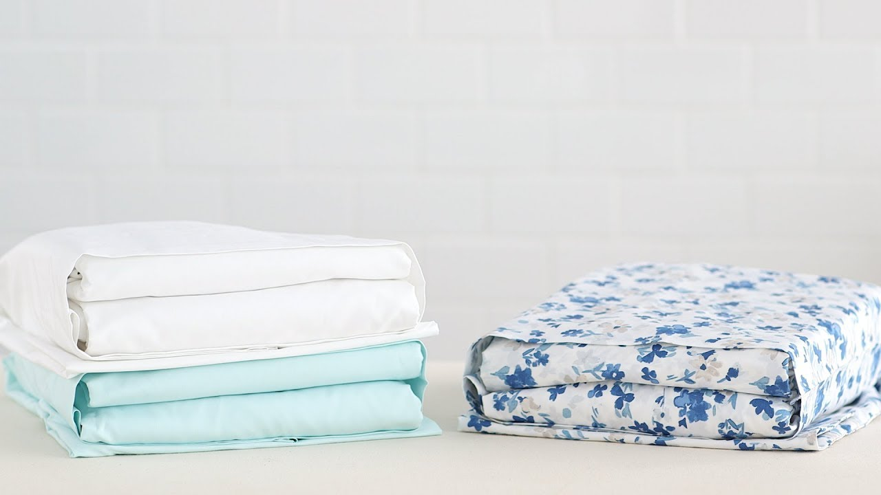 How To Store Matching Sheets  Martha Stewart
