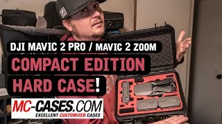 DJI Mavic 2 Pro / Compact Edition MC CASES Hard Case