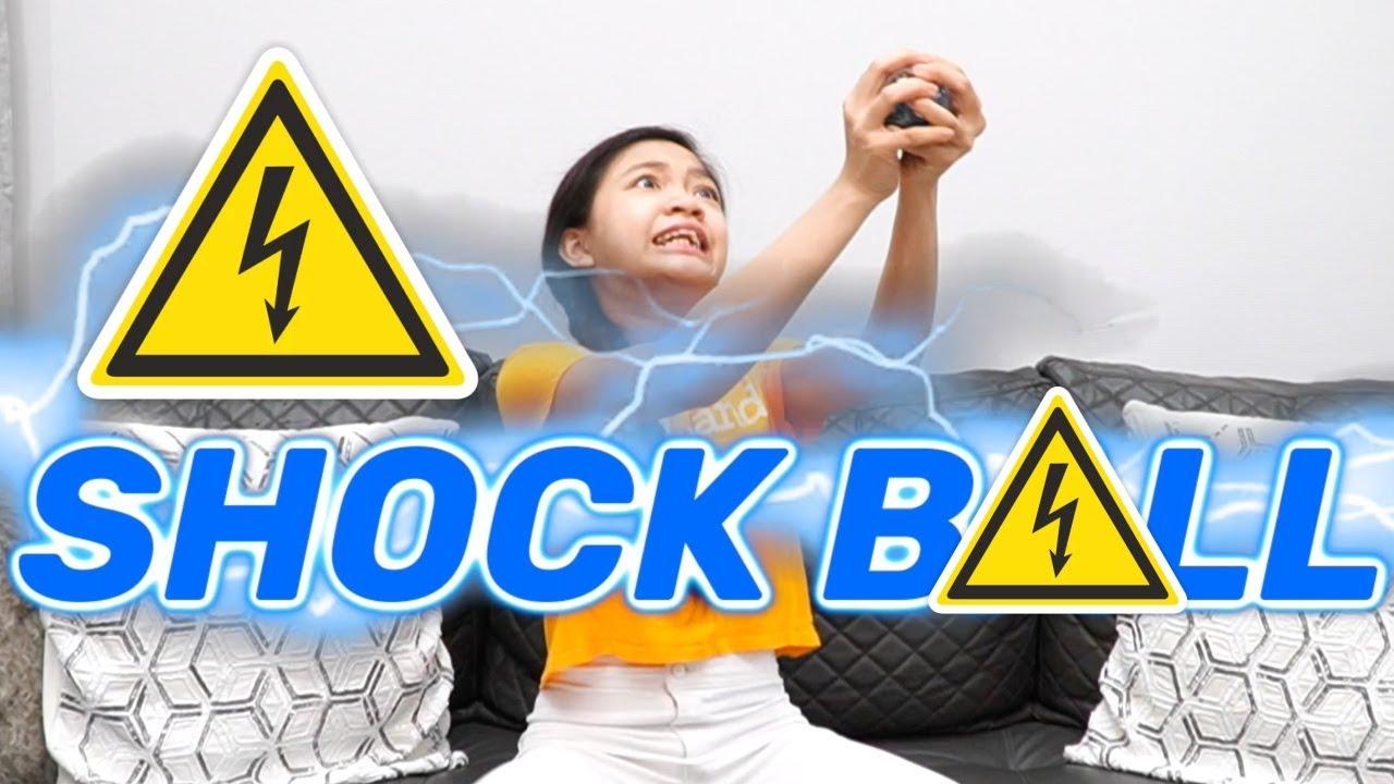 SHOCK BALL CHALLENGE | KAYCEE WONDERLAND
