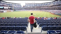 Soooooo many empty seats at Citizens Bank Park