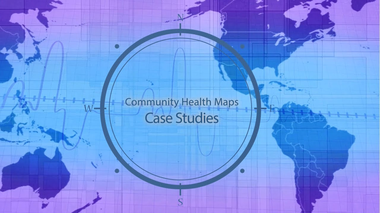 Community Health Maps - Introduction
