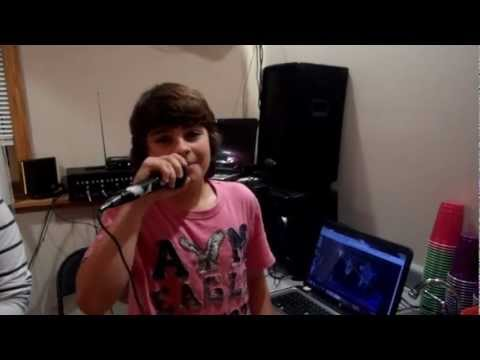 Baby by Justin Bieber covered by 11 year old