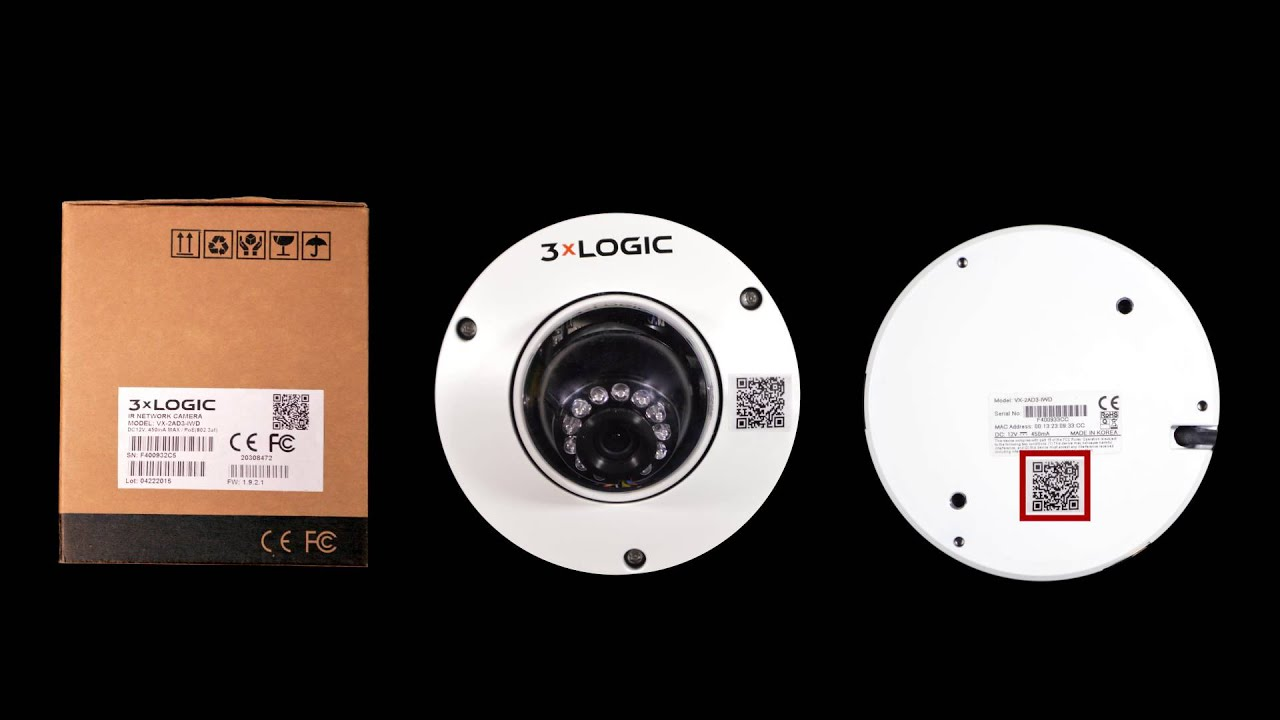 Drivers: 3xLOGIC VSX-2MP-MVDx IP Camera