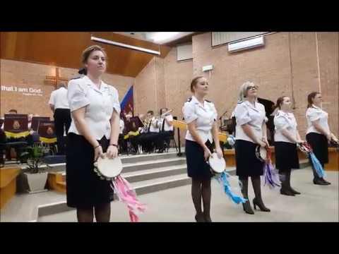 EL ES EL SENOR (Dean Jones) - Blacktown City Salvation Army Band & Timbrels