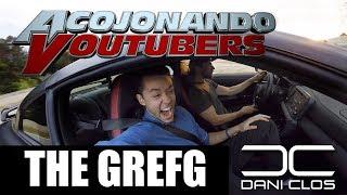 ACOJONANDO a TheGREFG a más de180!!!! | Dani Clos
