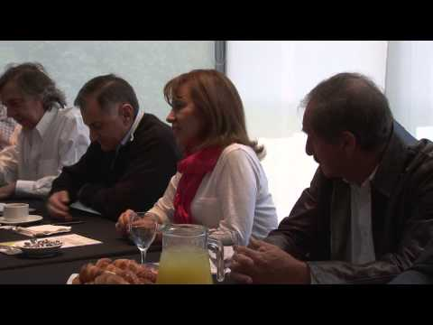 Reunión del Bloque Federal de intendentes justicialistas de la Federación Argentina de Municipios