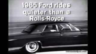 1965 Ford  - Better than a Rolls Royce?