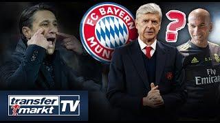 Kovac weiter in der Kritik – Wenger, Zidane & Co.: Wer könnte folgen? | TRANSFERMARKT