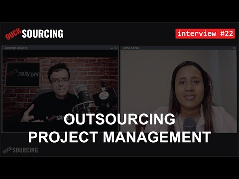 #22 - Alma Abreu: Outsourcing Project Management