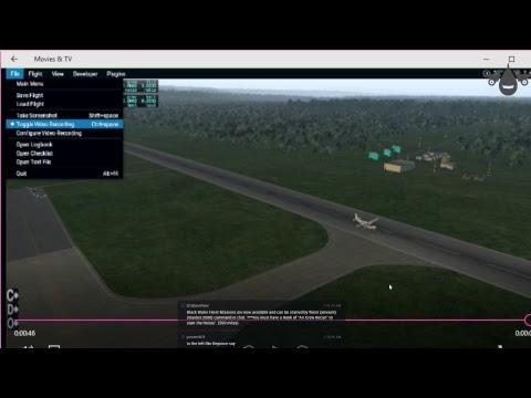 DCS Black Water Operations: Xplane 11 Susi Air Timika - Nabire