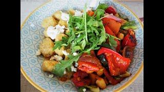 Co na obiad: Dyniowe kopytka z gulaszem z jesiennych warzyw