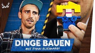 DINGE BAUEN mit Fynn Kliemann!