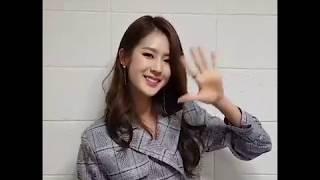 박기량 치어리더 2018 시즌 개막전 홍보 영상