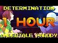 DETERMINATION 1 HOUR Undertale Song Parody mp3