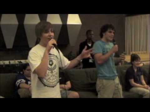 Westminster College Experience Camps Karaoke Night