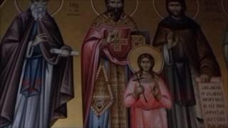Церковь Миханьона, Салоники, Северная Греция продолжение
