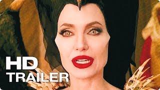 МАЛЕФИСЕНТА 2 Русский Трейлер #1 (2019) Анджелина Джоли, The Walt Disney Fantasy Movie HD