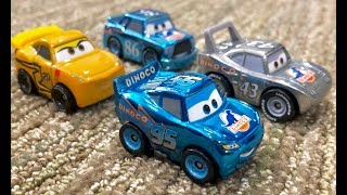 New 2018 Disney Cars Mini Racers Wave 4 - Disney Cars Toys 🔴 Live Toy Unboxing CrAZY TIME!