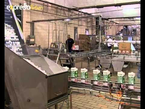 Processing Parmalat Milk at the Factory on eXpresso