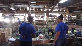 Earthworks Pottery Factory