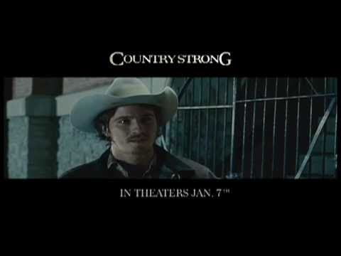 """Garrett Hedlund sings """"Chances Are"""" from COUNTRY STRONG - In Theaters 1/7"""